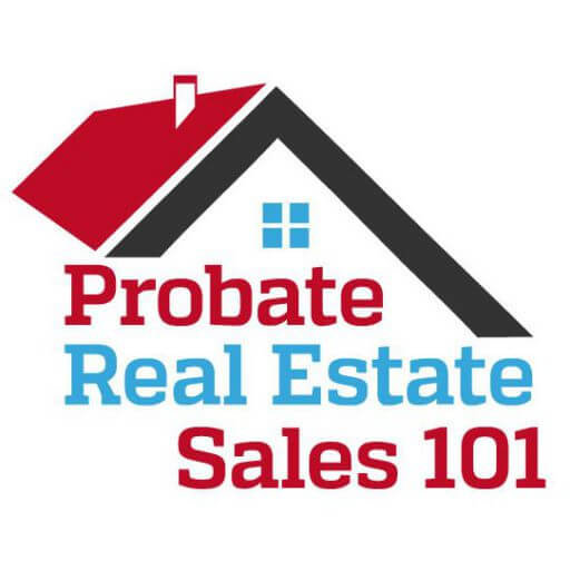 Image of Probate Real Estate Sales 101 Logo size 512 X 512 pixels.